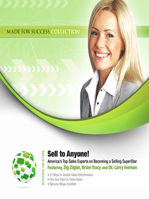 cover image of Sell to Anyone!