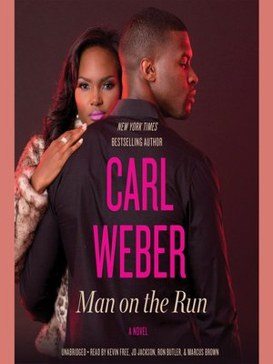 cover image of Man on the Run