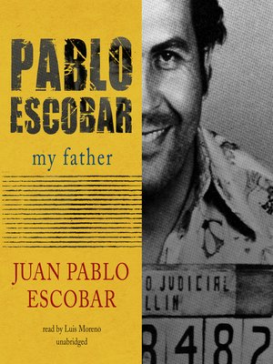 cover image of Pablo Escobar
