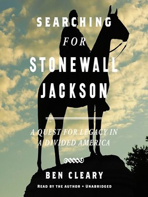 cover image of Searching For Stonewall Jackson