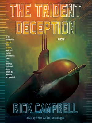 cover image of The Trident Deception