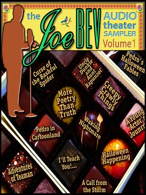 cover image of A Joe Bev Audio Theater Sampler, Volume 1