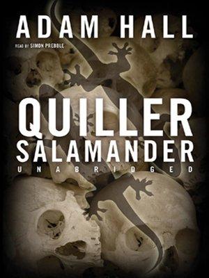 cover image of Quiller Salamander