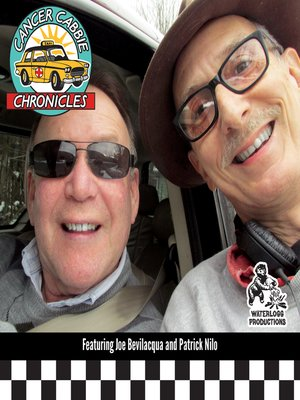 cover image of Cancer Cabbie Chronicles