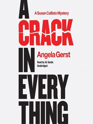 cover image of A Crack in Everything