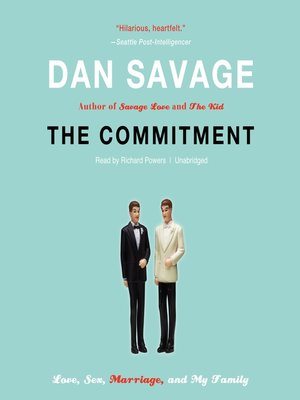 cover image of The Commitment