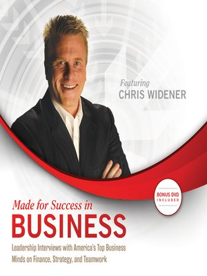 cover image of Made for Success in Business