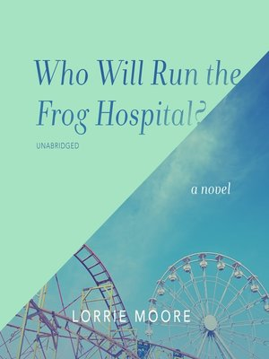 cover image of Who Will Run the Frog Hospital?