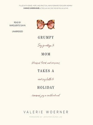 cover image of Grumpy Mom Takes a Holiday