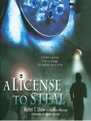 cover image of A License to Steal