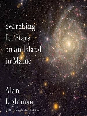 cover image of Searching for Stars on an Island in Maine