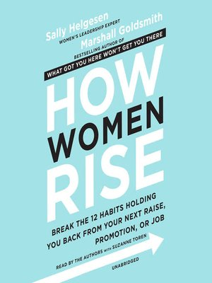 cover image of How Women Rise