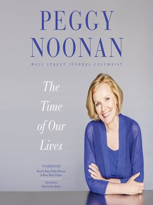 cover image of The Time of Our Lives