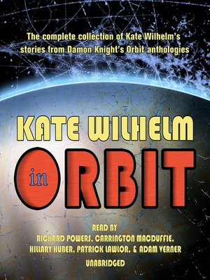 cover image of Kate Wilhelm in Orbit