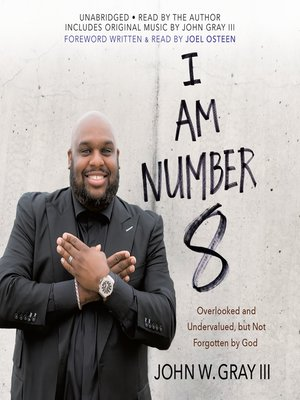 cover image of I Am Number 8