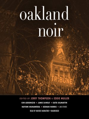 cover image of Oakland Noir