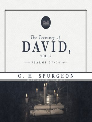 cover image of The Treasury of David, Volume 2