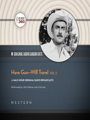 cover image of Have Gun-Will Travel, Volume 2