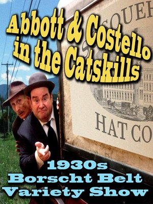 cover image of Abbott & Costello in the Catskills