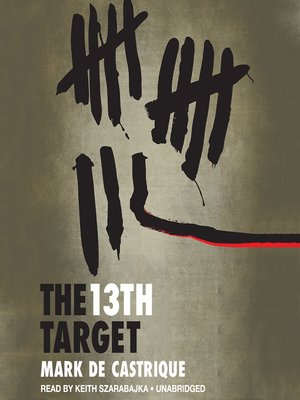 cover image of The 13th Target