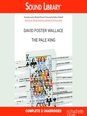 cover image of The Pale King