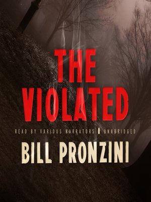 cover image of The Violated