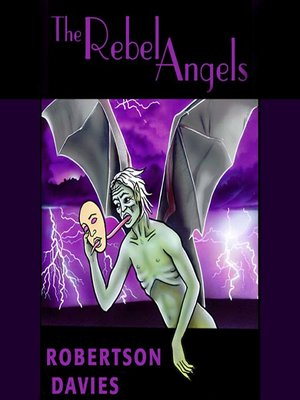 cover image of The Rebel Angels
