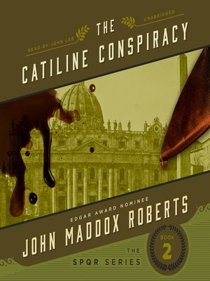cover image of The Catiline Conspiracy