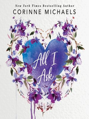 cover image of All I Ask
