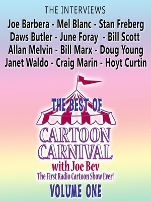 cover image of The Best of Cartoon Carnival, Volume 1