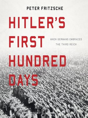 cover image of Hitler's First Hundred Days