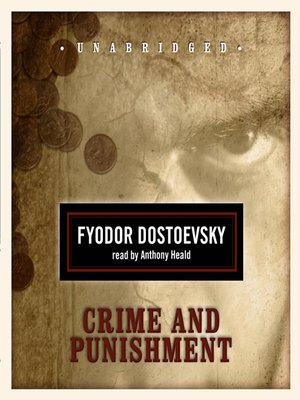 Fyodor dostoevsky overdrive rakuten overdrive ebooks crime and punishment fyodor dostoevsky author fandeluxe Ebook collections