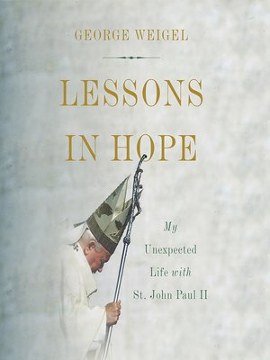 cover image of Lessons in Hope