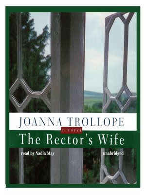 cover image of The Rector's Wife