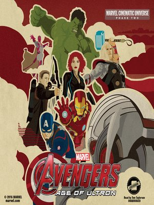 cover image of Phase Two: Marvel's Avengers: Age of Ultron