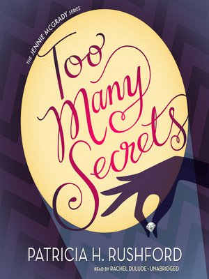 cover image of Too Many Secrets