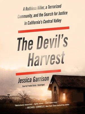 cover image of The Devil's Harvest