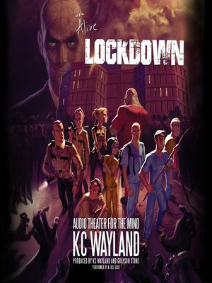 cover image of We're Alive: Lockdown