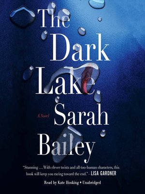 cover image of The Dark Lake