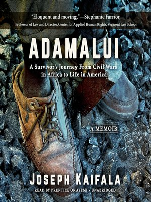 cover image of Adamalui