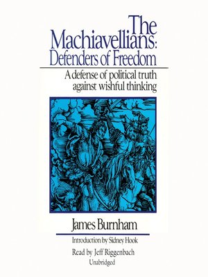 cover image of The Machiavellians