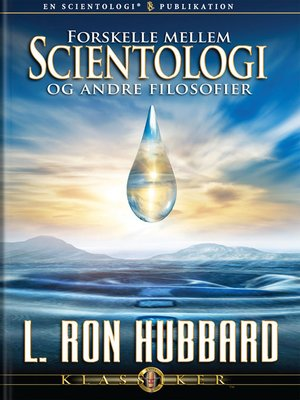 cover image of Differences Between Scientology & Other Philosophies (Danish)
