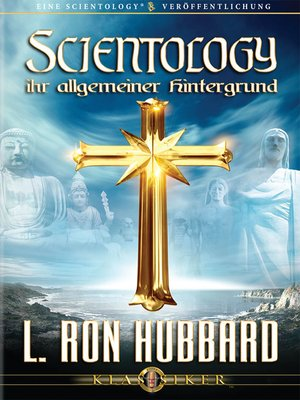 cover image of Scientology: Its General Background (German)