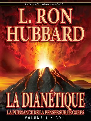 cover image of Dianetics: The Modern Science of Mental Health (French)