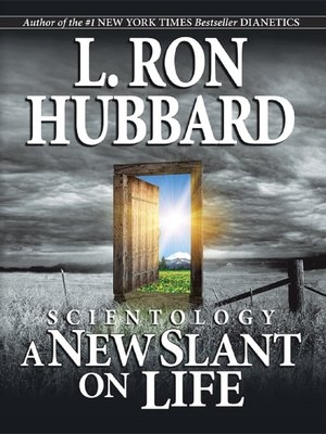 cover image of Scientology: A New Slant on Life