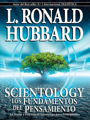 cover image of Scientology: The Fundamentals of Thought