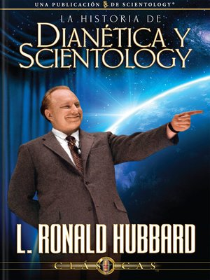 cover image of The Story of Dianetics & Scientology (Spanish)