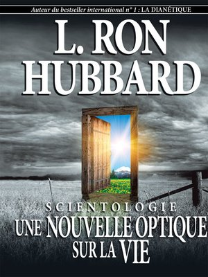 cover image of Scientology: A New Slant on Life (French)