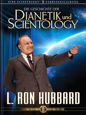 cover image of The Story of Dianetics & Scientology (German)