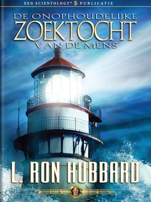 cover image of Man's Relentless Search (Dutch)